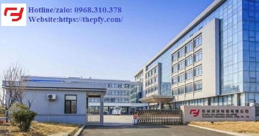Nhà máy thép Fengyang
