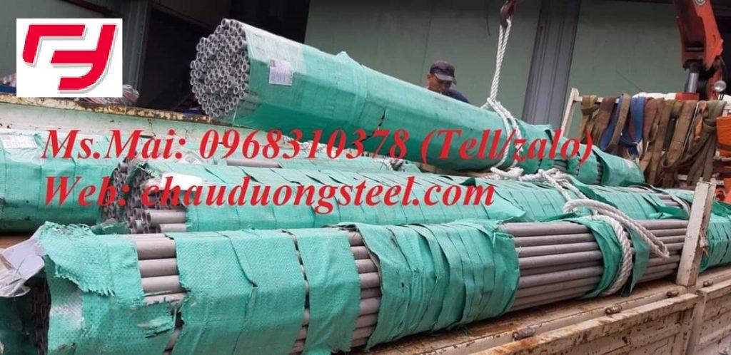 ống inox sus321