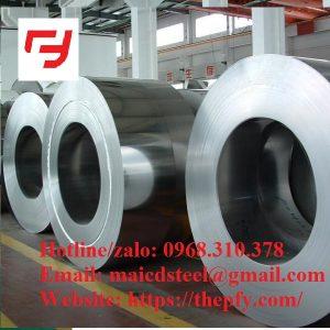 cuộn titanium