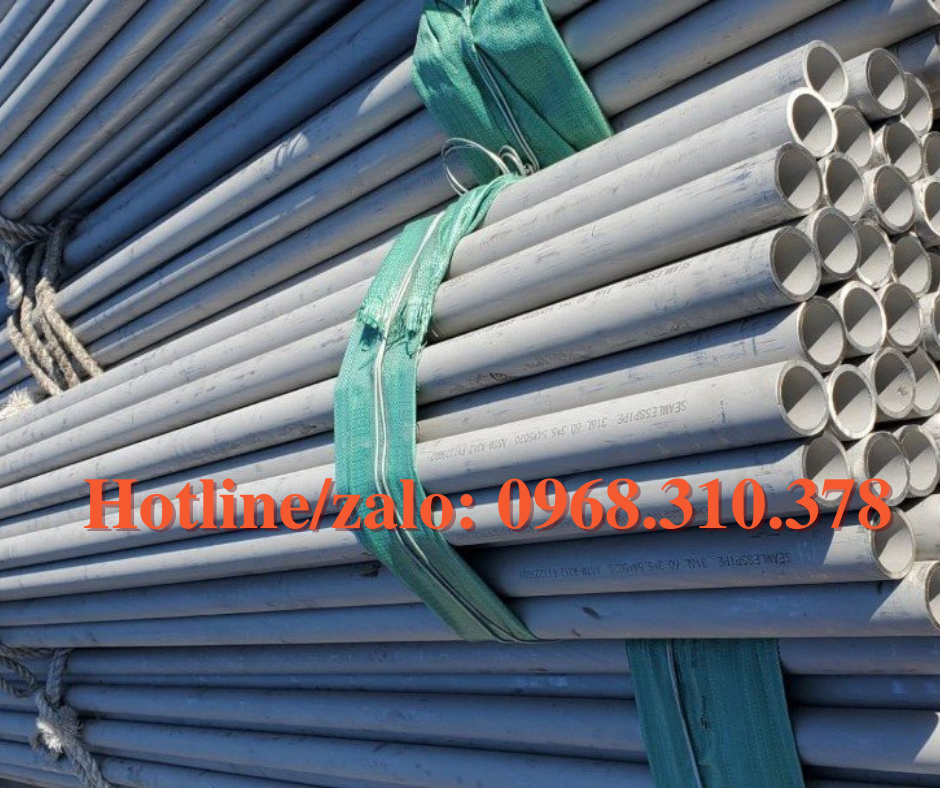 ống inox 316l phi 60